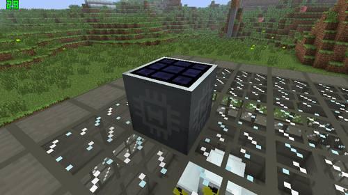 超ハイブリッド太陽光発電機の利用 └ Advancedsolarpanels3 1 0 Mod解説 みね