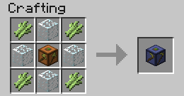 サトウキビ収穫機のレシピ