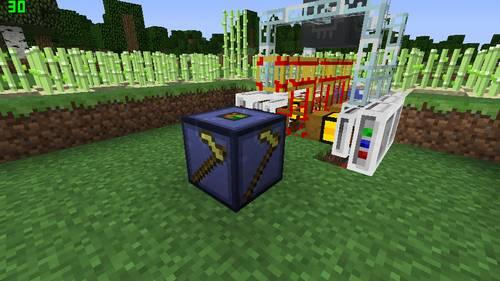 サトウキビ収穫機の設置