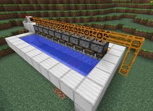 無限丸石製造機