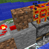 無限丸石製造機の作成