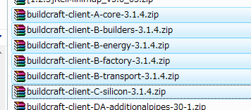 buildcraft ダウンロード